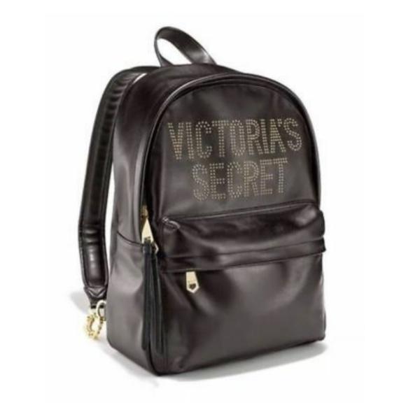 Victoria's Secret Handbags - VS Glam Rock City Mini Backpack